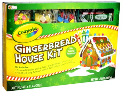 Crayola Gingerbread House Kit (sold out)