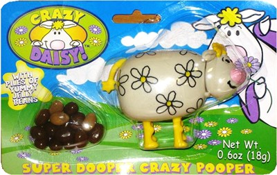 Crazy Daisy Cow Candy Pooper (SOLD OUT)