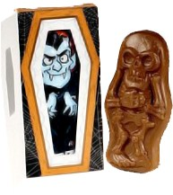 Creepy Coffin Double Crisp Chocolate 2oz.
