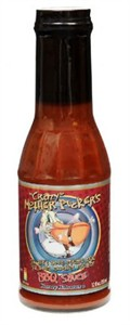 Crazy Mother Pucker's Honey Habanero BBQ Sauce (sold out)