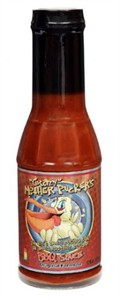 Crazy Mother Pucker's Original Formula BBQ Sauce (sold out)