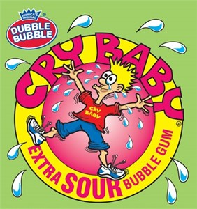 Cry Baby Bubblegum