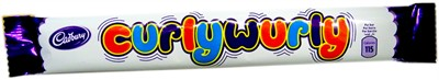 Curly Wurly - 2ct.