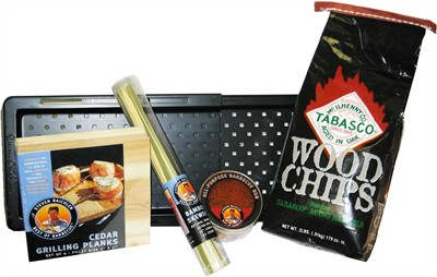 Deluxe Backyard BBQ Gift Set (DISCONTINUED)