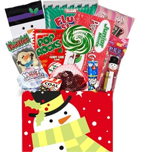 Making Spirits Bright Large Candy Gift Box