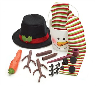 Deluxe Complete Snowman Kit (sold out)