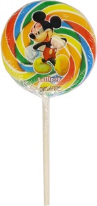 Disney Mickey Mouse Lollipop 3oz (DISCONTINUED)