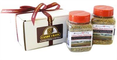 Steak Seasoning Gift Set with FREE Cook Book (Sold Out)
