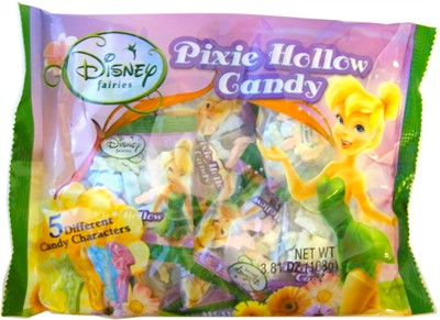Disney Pixie Hollow Candy Bags (DISCONTINUED)