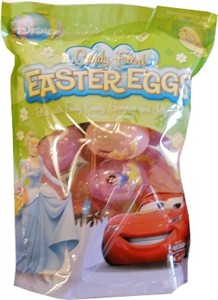 Disney Princess and Cars Candy Filled Easter Eggs 16ct (Sold Out)