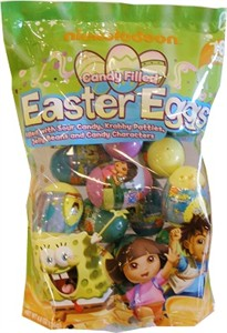 Nickelodeon Candy Filled Easter Eggs 16ct (Sold Out)
