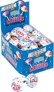 "Double Lollies  ""MEGA"" 24ct"