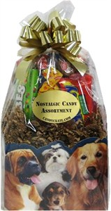 Doggy Nostalgic Candy Basket (SOLD OUT)