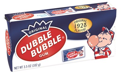 Double Bubble Gum Party Box