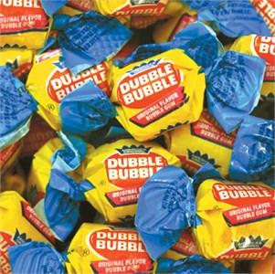 Dubble Bubble Gum 5LB