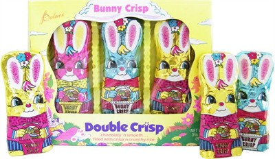 Double Crisp Chocolate Bunny Crisp (sold out)