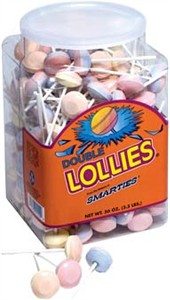 Double Lollies 200ct Tub