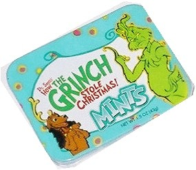 Dr. Seuss' Grinch Mints (sold out)