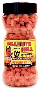 Dry Roasted Peanuts From Hell