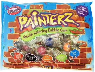 Painterz Dubble Bubble Bubble Gum 12oz. (DISCONTINUED)