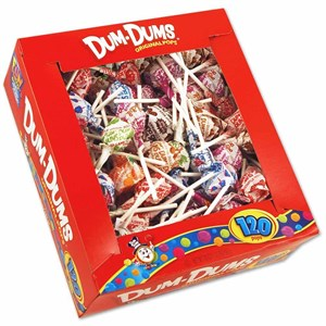 Dum Dum Pops 120ct