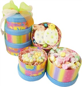 Easter Medley Candy Tower (DISCONTINUED)