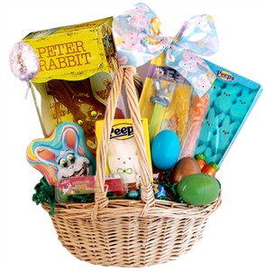 Easter Candy & Gift Baskets
