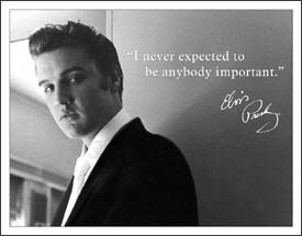 Elvis - Important (SOLD OUT)