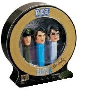 Elvis PEZ Collectibles with CD SAVE 50% (SOLD OUT)