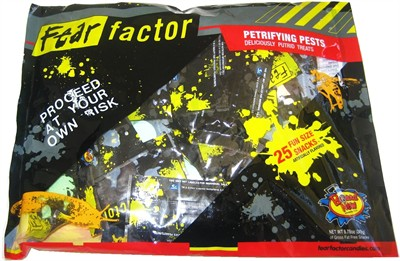 Fear Factor Petrifying Pests Treats 25ct. (DISCONTINUED)
