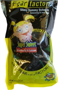 Fear Factor Slimy Gummy Octopus (DISCONTINUED)