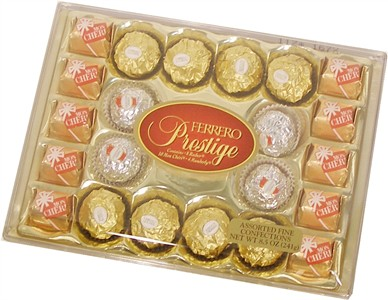Ferrero Prestige Gift Assortment (sold out)