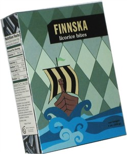 Finnska Soft Licorice Bites 7oz. Box (DISCONTINUED)