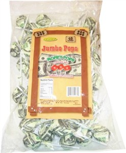 Jumbo Money Pops 48ct. (Discontinued)