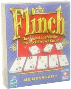 Flinch Original Stockpile Card Game (Sold Out)