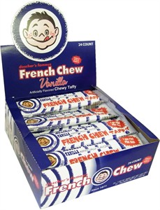 French Chew Vanilla 24ct (DISCONTINUED)