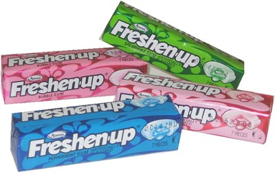 Freshen Up Bubble Gum