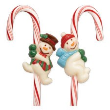 Frosty Friends Snowman Candy Cane Mold (Sold out)