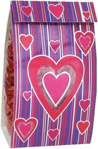 Full of Hearts Favor Bag (DISCONTINUED)