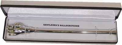 Gentleman's Ball Scratcher (DISCONTINUED)