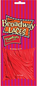 Gerrit's Broadway Laces Strawberry 4oz.