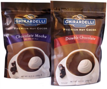 Ghirardelli Hot Chocolate Mix 10.5oz.