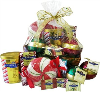 Ghirardelli Gourmet Gift Basket (sold out)