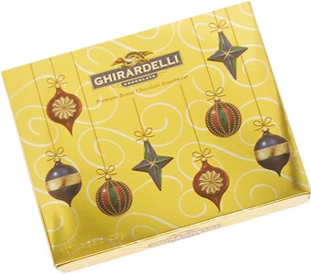 Ghirardelli Premium Boxed Chocolate Holiday Assortment (sold out)