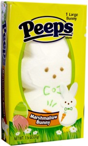 Large Bunny Marshmallow Peep SAVE 50%
