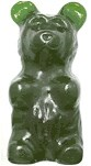Giant Gummy Bear 1/2 Pound - Green Apple Flavored Giant Gummy Bear