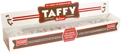 Giant Old Fashioned Taffy
