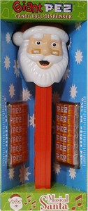 Giant Santa PEZ (DISCONTINUED)
