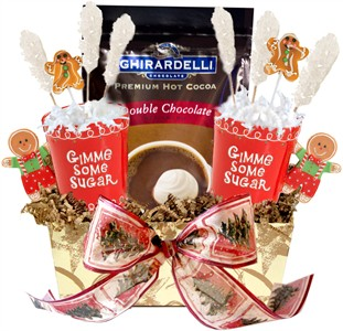 Gimme Some Sugar Cocoa Gift Basket (sold out)