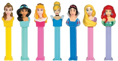 Disney Princess Pez Dispensers 12ct